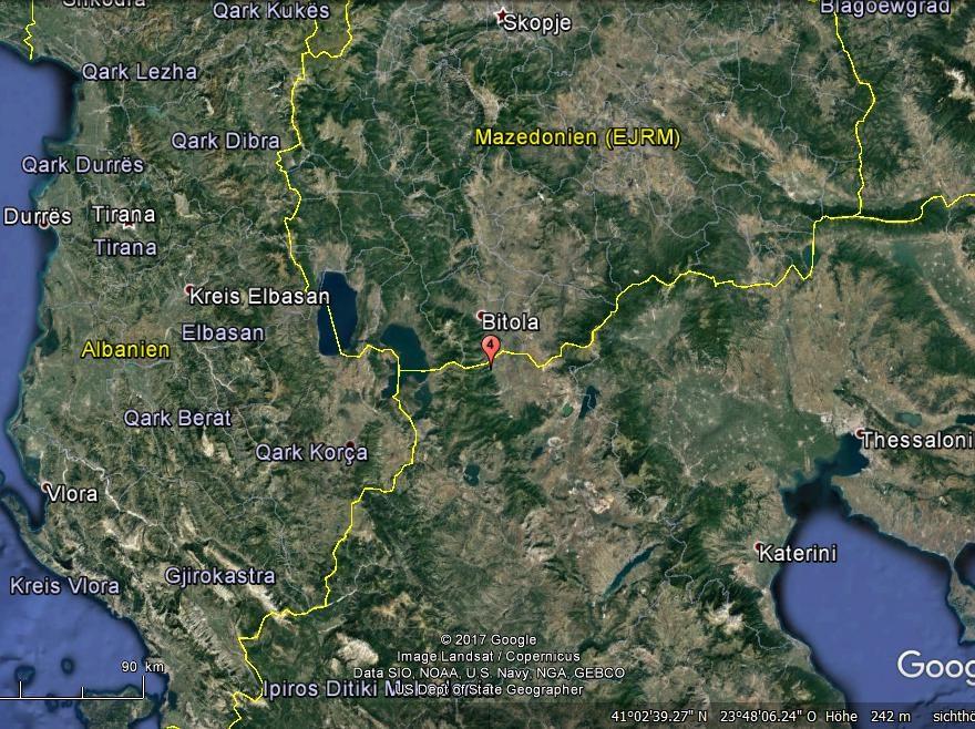 Griechenland Erdbeben Aktuell