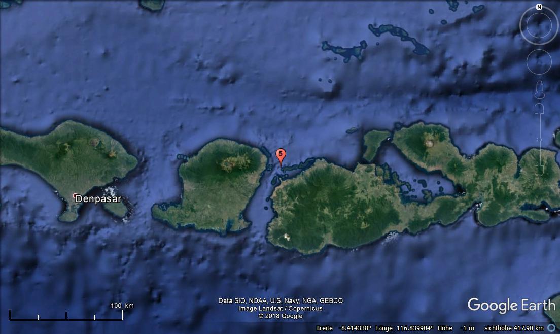 Nachbeben Lombok