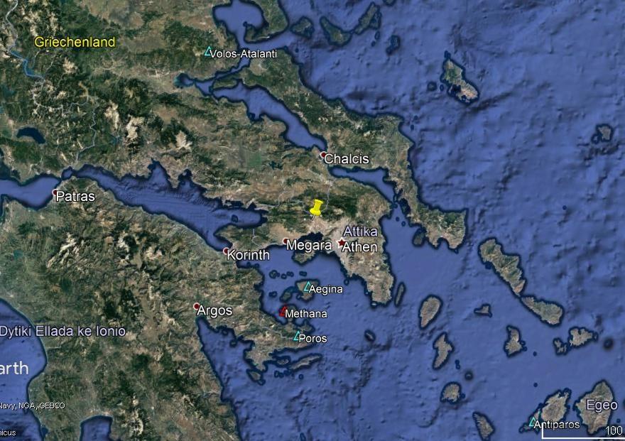 Erdbeben Athen Aktuell