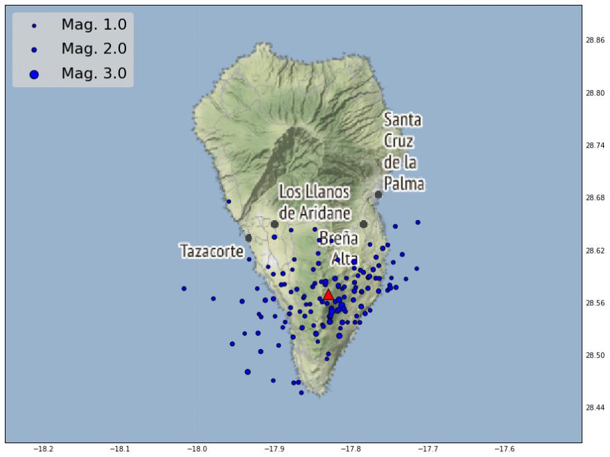Erdbeben La Palma